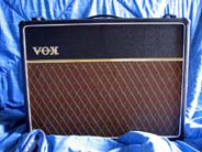 Matt's VOX AC30 project